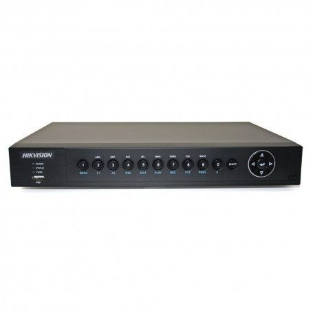 TURBO HD DVR TRIBIDO 4CH, 720P/1080P real, 1HDD (6TB), 4in/1out RCA
