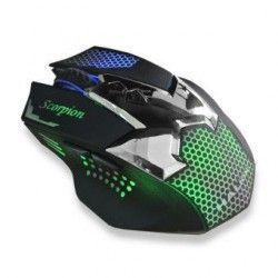 MOUSE GAMER HALION SCORPION HA-M918 C/LUCES