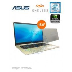 "Notebook ASUS X441UA-GA265 Intel Core i3 7100 4GB 1TB 14"" HD Endles"