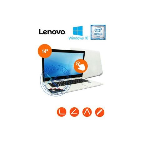 "Notebook 2-in-1 Lenovo Yoga 510, 14"" Touch, Intel Core i3-6006U 2.0GHz, 4GB DDR4, 1TB SATA"